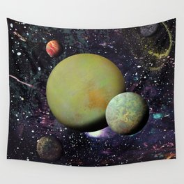 Ethereal Wall Tapestry