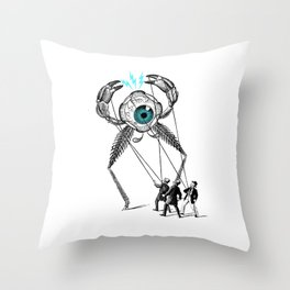 The Taming  Throw Pillow