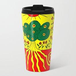 Tentacled tree Travel Mug