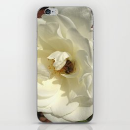 Bee Yoga iPhone Skin