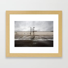 Industry Artifacts 09 Framed Art Print