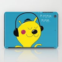dj iPad Cases featuring dj by Sucoco