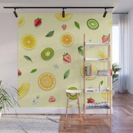 Mixed Fruit 18 Wall Mural