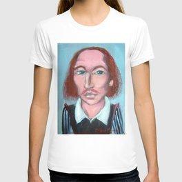 William shakespeare por Diego Manuel T-shirt