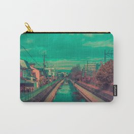 Kyoto Canal Carry-All Pouch