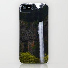 Falling I iPhone Case