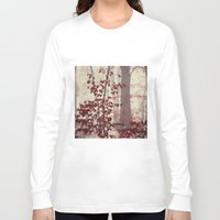silent Long Sleeve T-shirts featuring Silent Days by Dirk Wuestenhagen Imagery