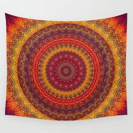 Mandala 287 Wall Tapestry
