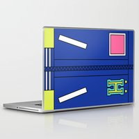 iwatobi Laptop & iPad Skins featuring Haru Jacket  by Bunny Frost