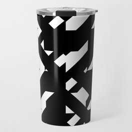 Shattered Hound Travel Mug