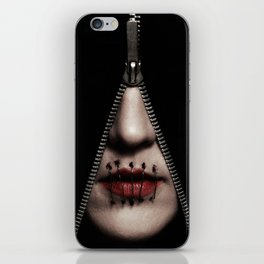 The Harsh And Unpleasant Truth iPhone Skin