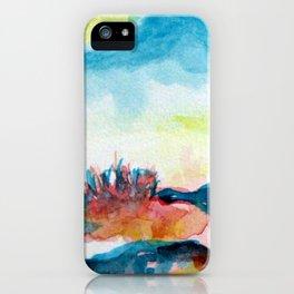 Wasteland. iPhone Case