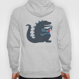 Let's be best friends forever! - Godzilla Hoody