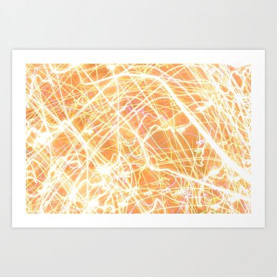 Power Surge II Art Print