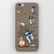 Droid Playtime iPhone & iPod Skin