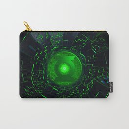 GREEN LANTERN LOGO Carry-All Pouch