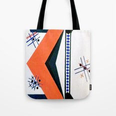 Tick Tac Toe Tote Bag
