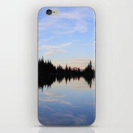 Salmon Lake iPhone Skin