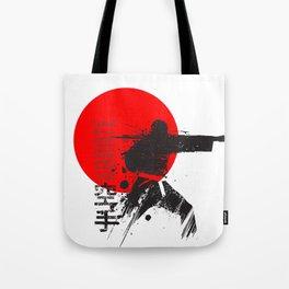 Karate Japan Tote Bag
