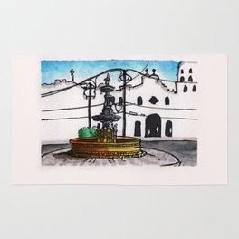 Philippines : Carriedo Fountain Rug