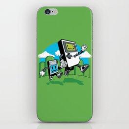 Handheld iPhone Skin