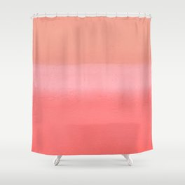 Colors of Morocco - Landscape Photography Shower Curtain
