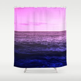 Bi Pride Shower Curtain