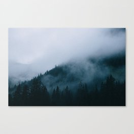 lacerated spirit Canvas Print
