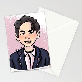 Yoongi Gummy Smile Stationery Cards