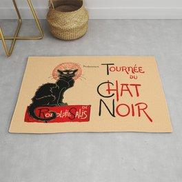 Le Chat Noir Rug