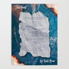 SLOW HANDS Poster