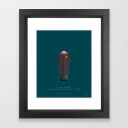 Harry Potter . 2009  Framed Art Print