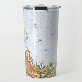 FOREST Illustration #07 Travel Mug