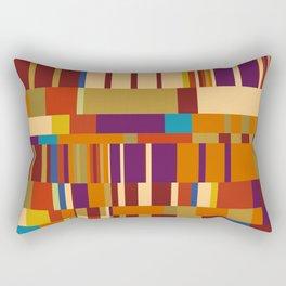 Chopin Prelude (Warm Colours) Rectangular Pillow