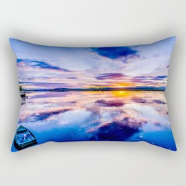 Newburgh Sunset Rectangular Pillow