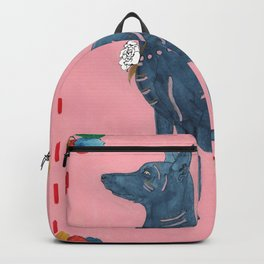 Xolo Mexican Dog Backpack