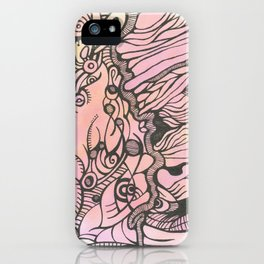 Bound and Wound iPhone Case