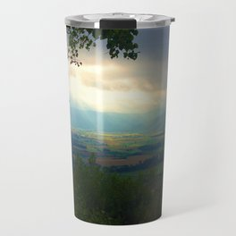 A silver Lining Travel Mug