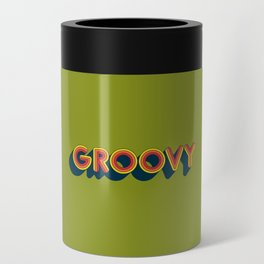 Groovy Can Cooler