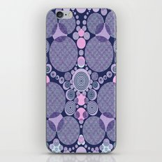 Halftone Crazy iPhone & iPod Skin