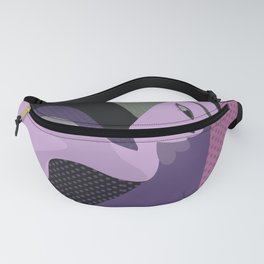 A red-haired woman10 Fanny Pack