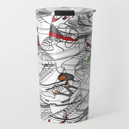 Sneakers Travel Mug
