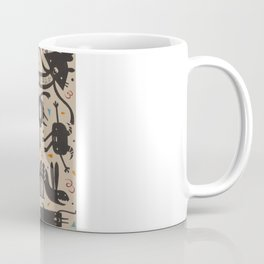 Topsy Turvy - Light Coffee Mug