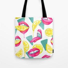 Take a Bite Tote Bag