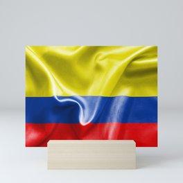 Colombian Flag Mini Art Print