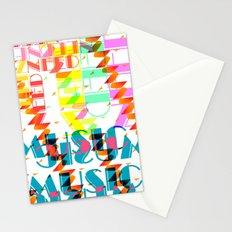 NEEDMusic Stationery Cards