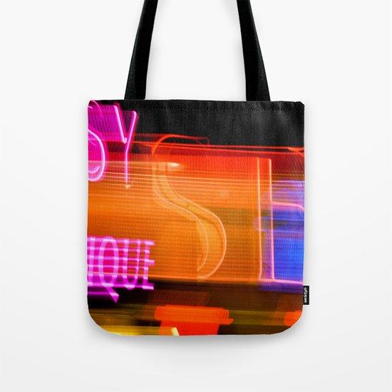 fastlove! Tote Bag