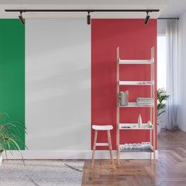 Flag of Italy - Italian Flag Wall Mural