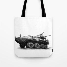 LAV-25 Tote Bag