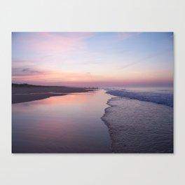 The Hamptons at Dawn Canvas Print